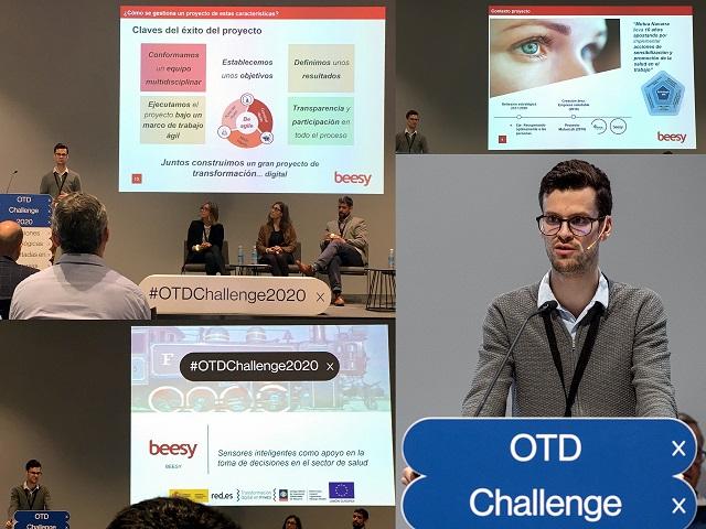 OTD Challenge - Exposición Proyecto Beesy